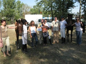 Clubul Raraul 2009 - Concurs Piatra Neamt