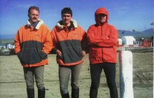 Silviu Erhan, Stefan Cristea si Oreste Vrajotis Sancrai (Sf. Gheorghe)